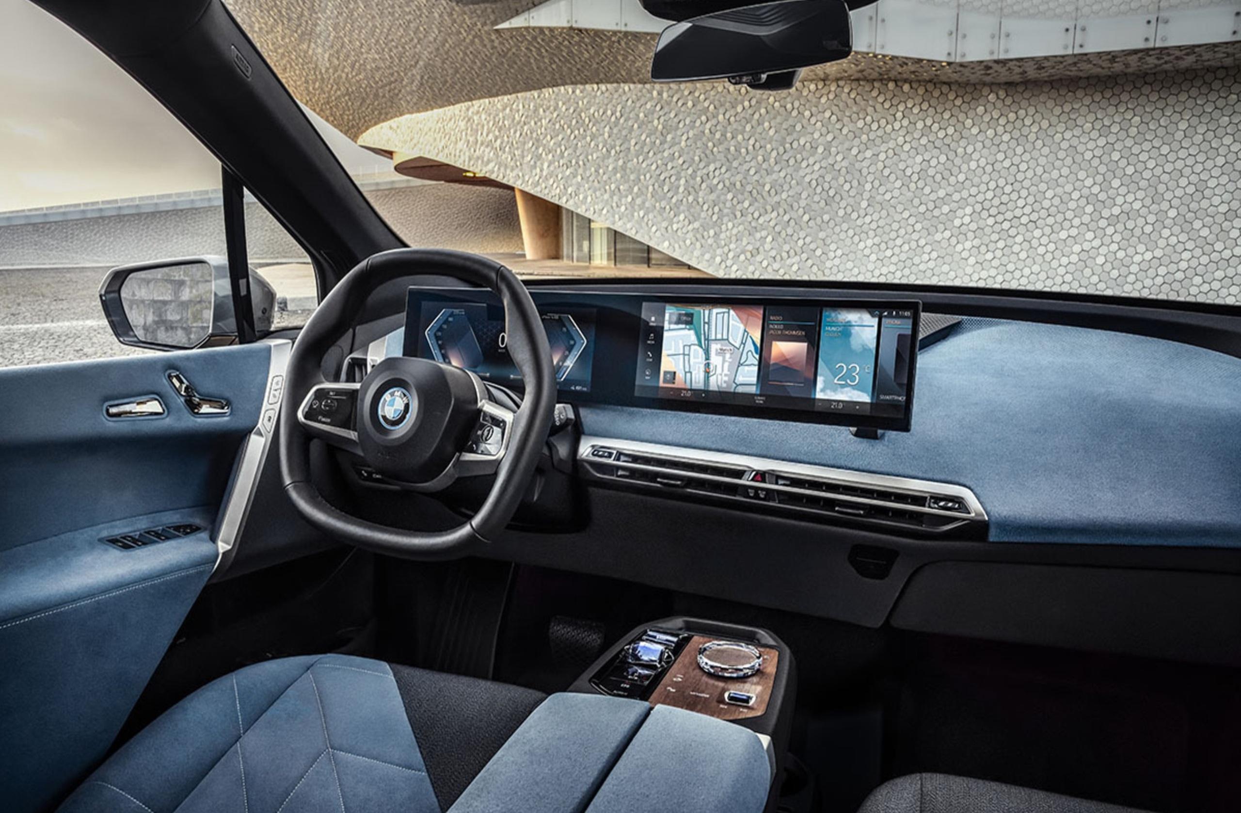 BMW_iX-PCA Services